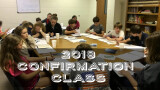 Confirmation Class 2018