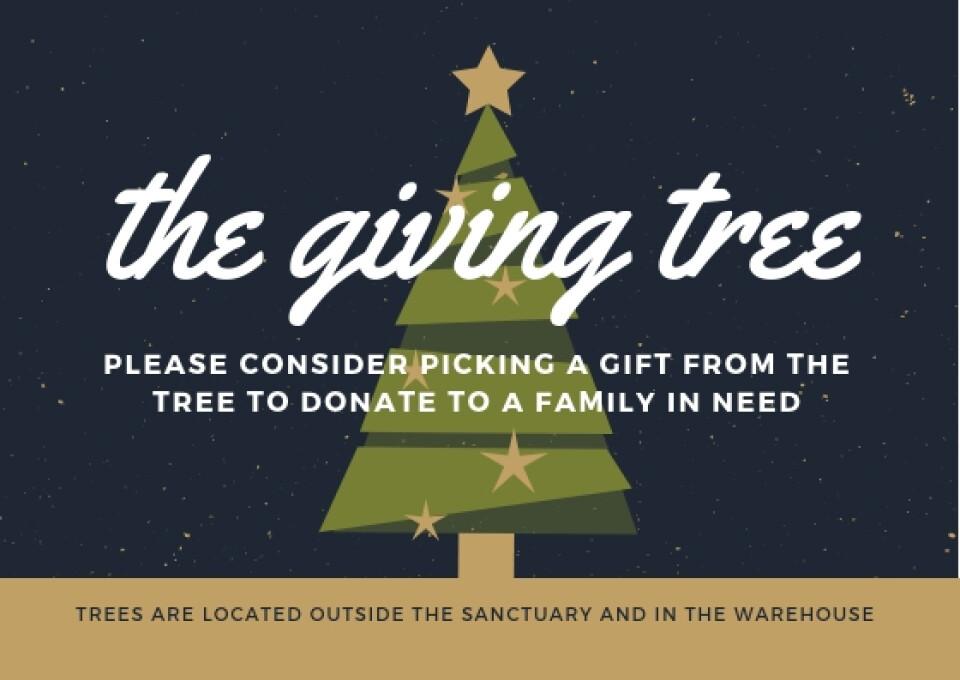 CUMC Giving Tree