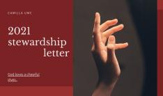 Stewardship 2021 Letter